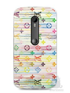 Capa Moto G3 Louis Vuitton #1