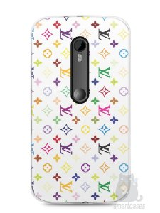 Capa Moto G3 Louis Vuitton #2