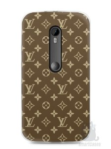 Capa Moto G3 Louis Vuitton #4