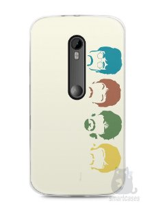 Capa Moto G3 The Beatles #1
