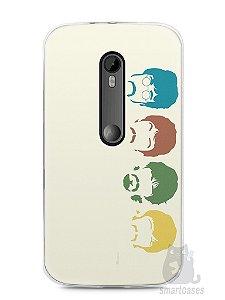 Capa Moto G3 The Beatles #1