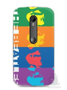 Capa Moto G3 The Beatles #2