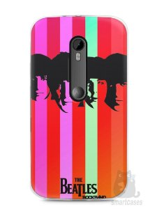 Capa Moto G3 The Beatles #4