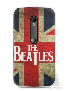 Capa Moto G3 The Beatles #5