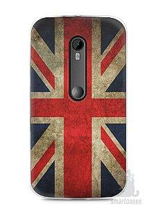 Capa Moto G3 Bandeira da Inglaterra