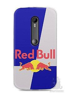 Capa Moto G3 Red Bull #1