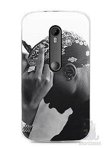 Capa Moto G3 Tupac Shakur #2