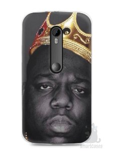 Capa Moto G3 The Notorious B.I.G.