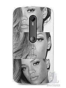 Capa Moto G3 Rihanna #4