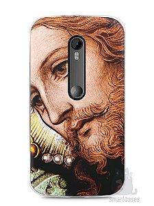 Capa Moto G3 Jesus #2