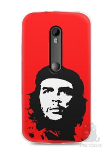 Capa Moto G3 Che Guevara