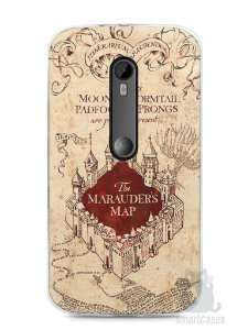 Capa Moto G3 Harry Potter #1