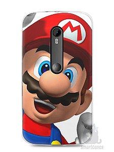 Capa Moto G3 Super Mario #1