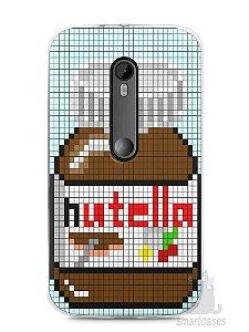 Capa Moto G3 Nutella #3