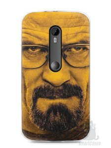 Capa Moto G3 Breaking Bad #3