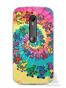 Capa Moto G3 Ursinhos Carinhosos LSD