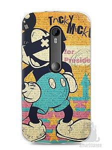 Capa Moto G3 Mickey Mouse #1