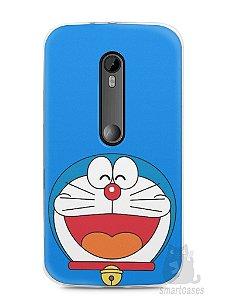 Capa Moto G3 Doraemon