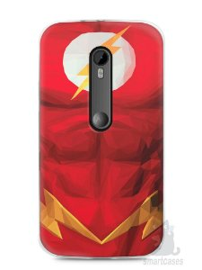 Capa Moto G3 The Flash