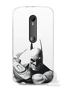 Capa Moto G3 Batman #1