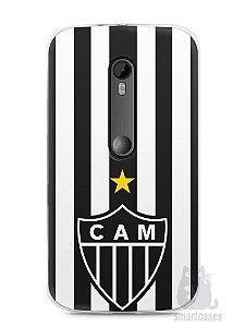 Capa Moto G3 Time Atlético Mineiro Galo #1