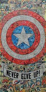Capa Sony Z1 Capitão América Comic Books #3