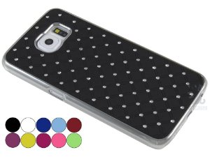 Capa Samsung S6 Strass Luxo