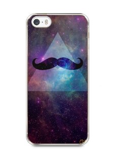 Capa Iphone 5/S Bigode