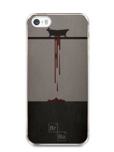 Capa Iphone 5/S Breaking Bad #10