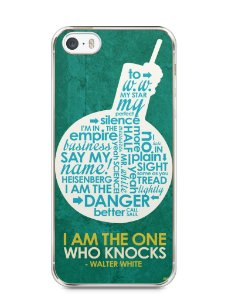 Capa Iphone 5/S Breaking Bad #5