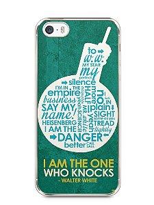 Capa Iphone 5/S Breaking Bad #5