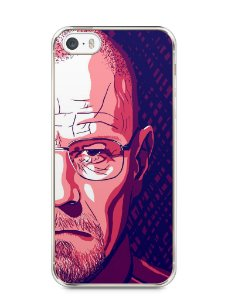 Capa Iphone 5/S Breaking Bad #6