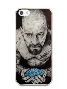 Capa Iphone 5/S Breaking Bad #4
