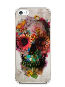 Capa Iphone 5/S Caveira #2