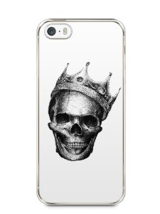 Capa Iphone 5/S Caveira #6