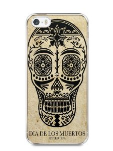 Capa Iphone 5/S Dia dos Mortos #2
