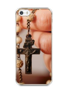 Capa Iphone 5/S Jesus #1