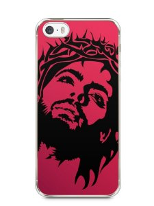 Capa Iphone 5/S Jesus #7