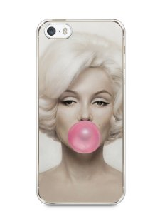 Capa Iphone 5/S Marilyn Monroe #1