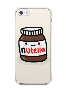 Capa Iphone 5/S Nutella #2
