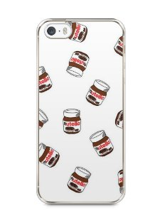 Capa Iphone 5/S Nutella #5