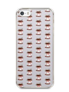Capa Iphone 5/S Nutella #6