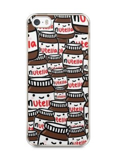 Capa Iphone 5/S Nutella #1