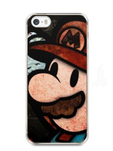 Capa Iphone 5/S Super Mario #2