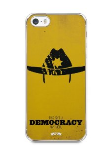 Capa Iphone 5/S The Walking Dead #2