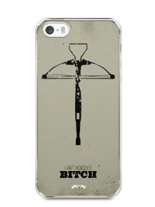 Capa Iphone 5/S The Walking Dead #4