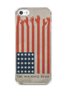 Capa Iphone 5/S The Walking Dead #3