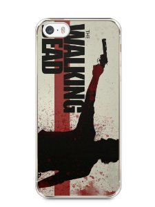 Capa Iphone 5/S The Walking Dead #1