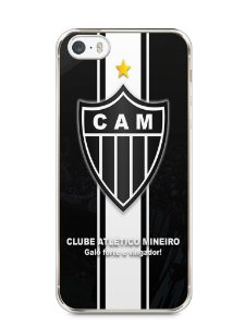 Capa Iphone 5/S Time Atlético Mineiro Galo #2