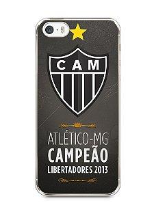 Capa Iphone 5/S Time Atlético Mineiro Galo #3